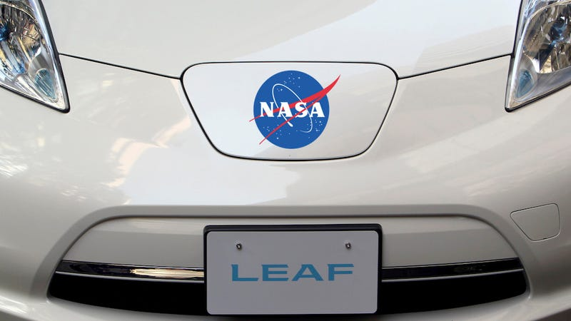 astronaut driving car in space - photo #15