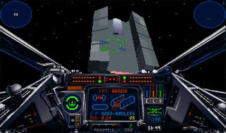Illustration for article titled Famed Hacker Cut His Teeth On...Lucasarts' X-Wing