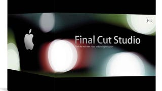 Illustration for article titled Apple Resurrects Final Cut Studio, Will Sell It For $999 (Updated)
