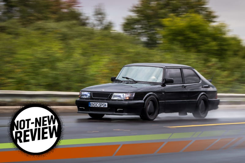 The Saab 900 Turbo Spg Was A Hot Hatch Way Before Hatchbacks Were Cool