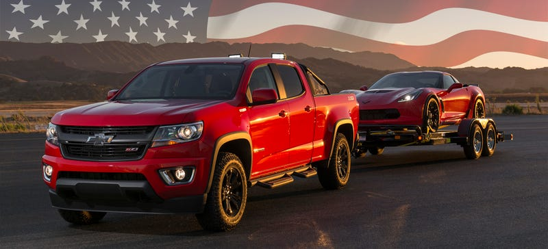 Illustration for article titled How The Chevy Colorado Diesel Was Americanized: It's More Than Emissions