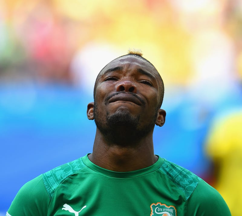 Illustration for article titled Why Serey Die Broke Down During His National Anthem