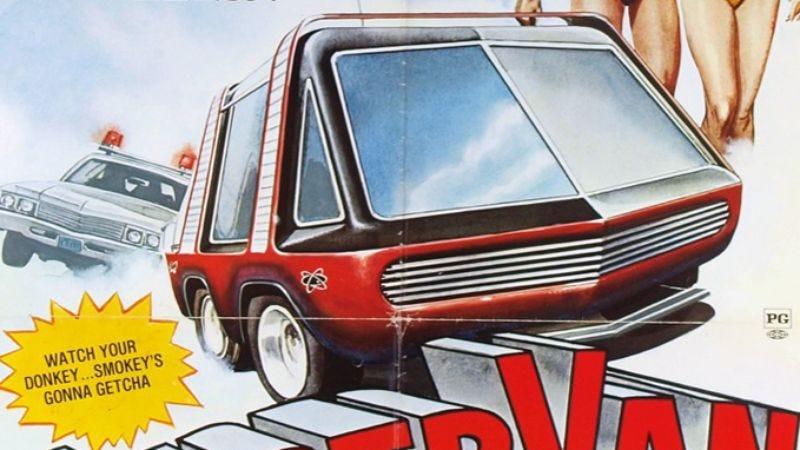 Illustration for article titled Supervan (1977)