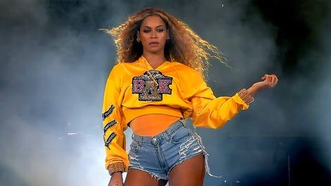 Beyoncé's Illuminati-worshiping Coachella performance, decoded