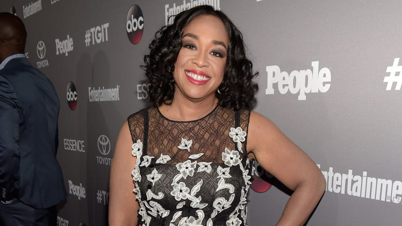 Illustration for article titled Shonda Rhimes Is Basically Running ABC