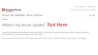 Illustration for article titled Microsoft Wants Your Next WP7 Software Update to Be a Surprise
