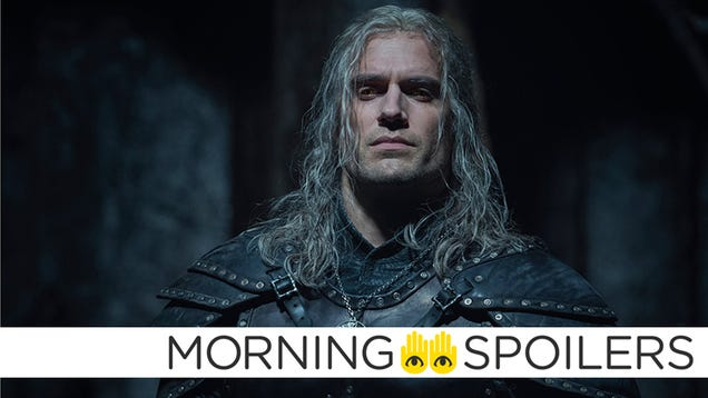 Updates From The Witcher, Doctor Strange 2, and More