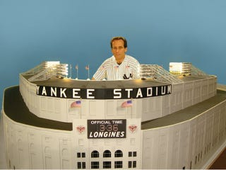 Illustration for article titled Model Of Yankee Stadium Costs $115,000