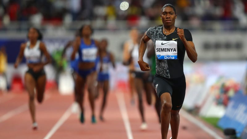 Illustration for article titled Caster Semenya Won't Be Allowed To Defend Her 800-Meter Title At The World Championships