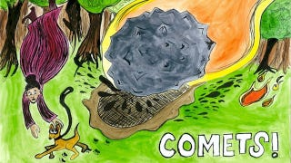 Illustration for article titled The Webcomic Guide to the Apocalypse: Early Tales of Comets Destroying the World