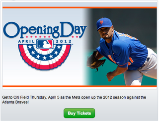 Illustration for article titled Mets Fans Should Be Proud Of Not Selling Out Opening Day