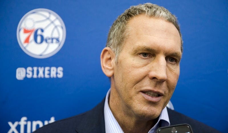 Illustration for article titled Sixers Allow Bryan Colangelo To Resign After His Wife Admits To Operating Defensive Burner Accounts [Update]