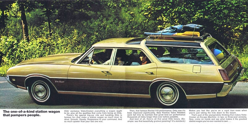 Photo: Oldsmobile Brochure via autominded.net