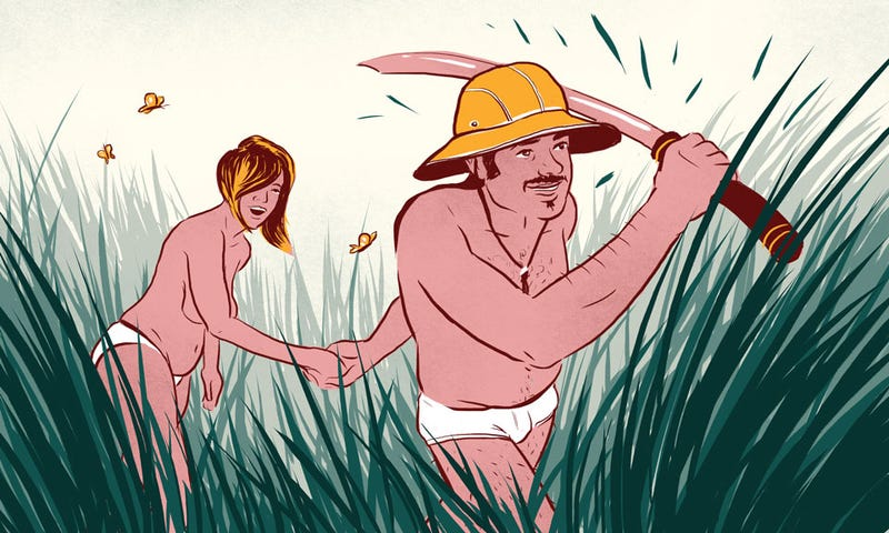 Illustration for article titled If Dadbod Is the Path to Mombod, Let Dadbod Lead the Way