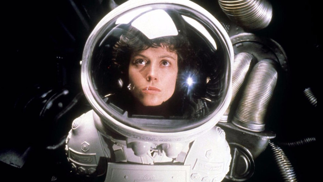 That Alien High School Play Got To Put on an Encore Performance For Ripley Herself