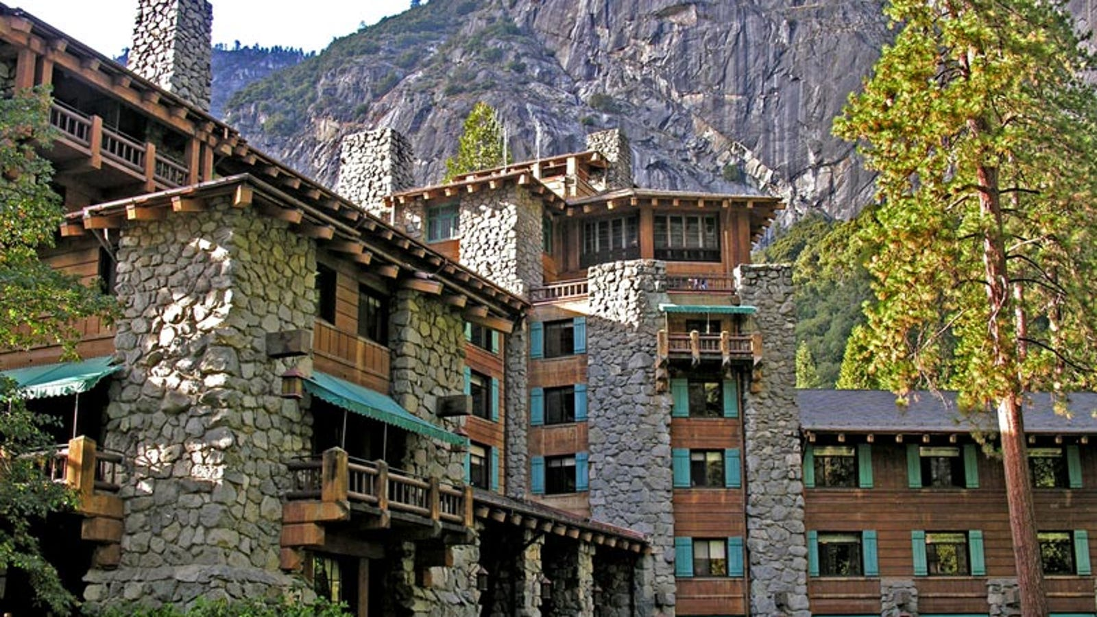 Yosemite forced to rename all its hotels due to an for Design hotel yosemite