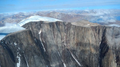 Half of Greenland's Surface Started Melting This Week, Which Is Not