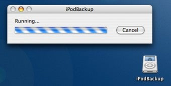 Illustration for article titled Download of the Day:  iPodBackup