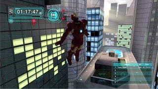 Illustration for article titled Don The Iron Man 2 Armor In PlayStation Home