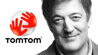 Illustration for article titled Stephen Fry Turns Your TomTom Into a Stately British Butler