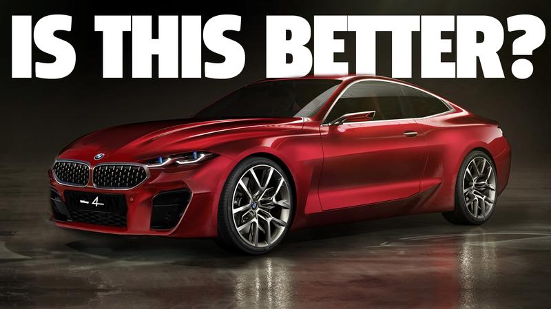 Illustration for article titled BMW Should Make Its Kidney Grilles Wider, Not Taller