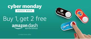 Compra un botón de Amazon Dash, llévate dos gratis | Amazon