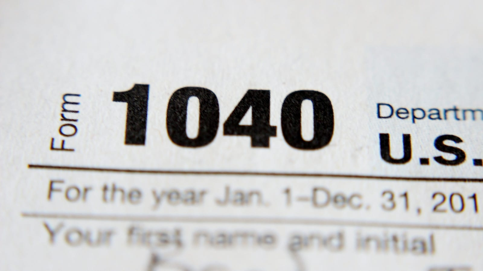 IRS Is Waiving the Under-Withholding Penalty for 2018