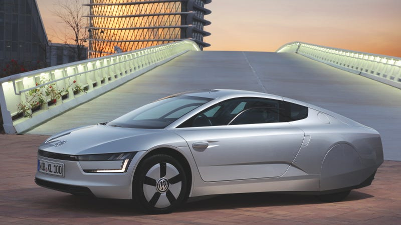 Illustration for article titled A Bunch Of Amazing Tech In The Volkswagen XL1 Is Coming To A Golf Near You
