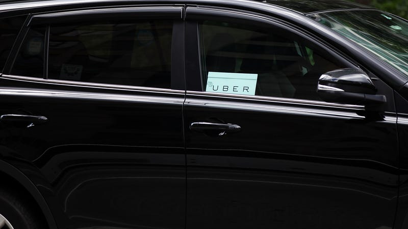 Illustration for article titled Uber Rider Says He Blacked Out, Rode Through Multiple States, Got Exactly the Fare You'd Expect