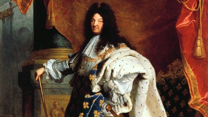 Illustration for article titled Así fue como Luis XIV puso de moda las fístulas anales y cambió la historia de la cirugía