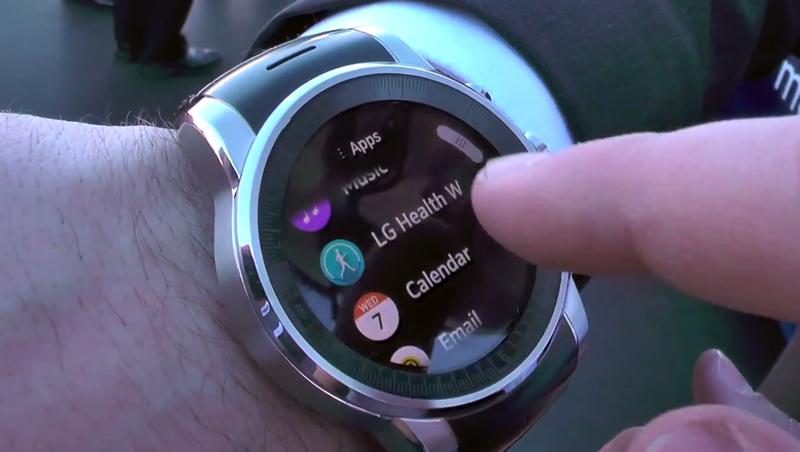 Illustration for article titled Así funciona el futuro smartwatch de LG con webOS