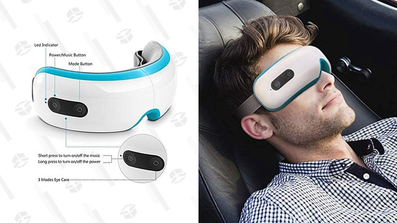 Breo iSee Electric Eye Massager | $75 | Amazon | Clip 25% off coupon