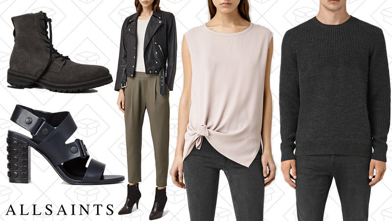 20% off at All Saints with code PROMO20
