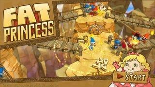 Illustration for article titled Fat Princess Developer Holds Court