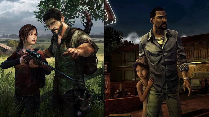 The Last of Us vs  The Walking Dead: The Comparison We Had