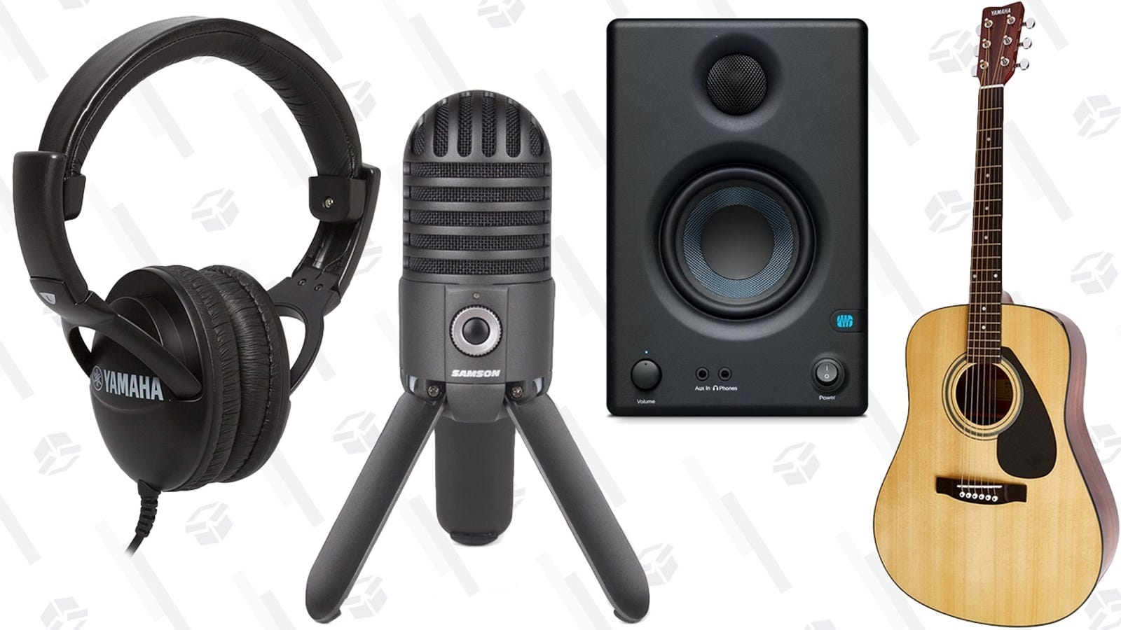 Prime Members Can Save On All Sorts of Audio Equipment, Today Only