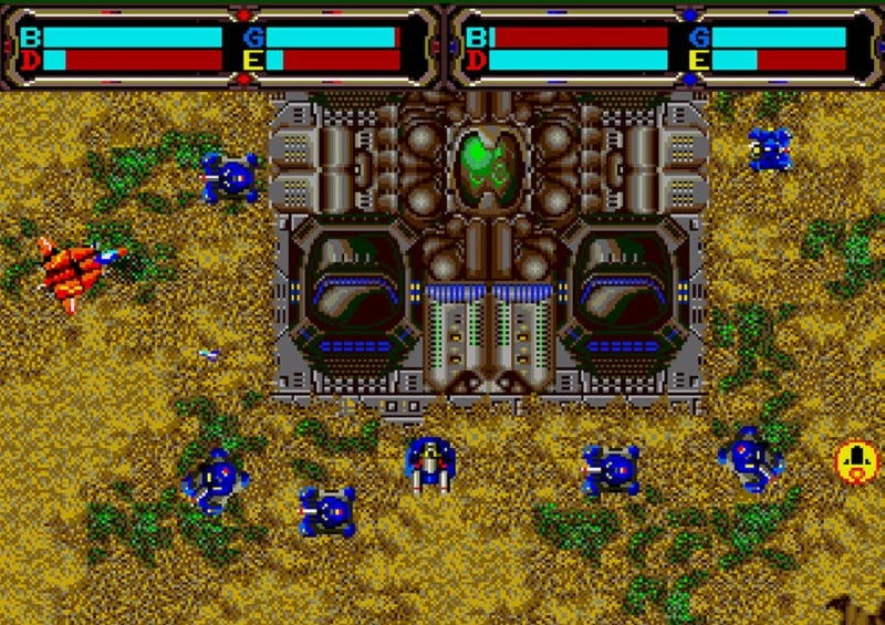 Herzog Zwei Is The Best Real-Time Strategy Game You Never Played