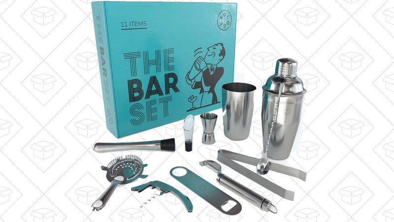 Home Bar Tools Set | $39 | Amazon | After 10% coupon