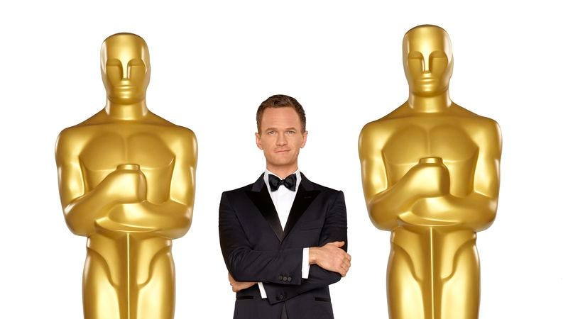Illustration for article titled We're live-chatting the 2015 Oscars
