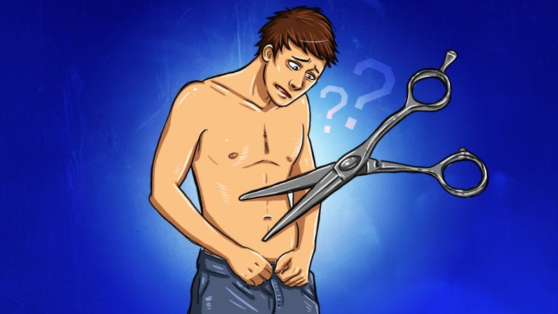 Illustration for article titled The Philips Bodygroom is a Great Tool For Getting Rid Of The Rest Of Your Hair