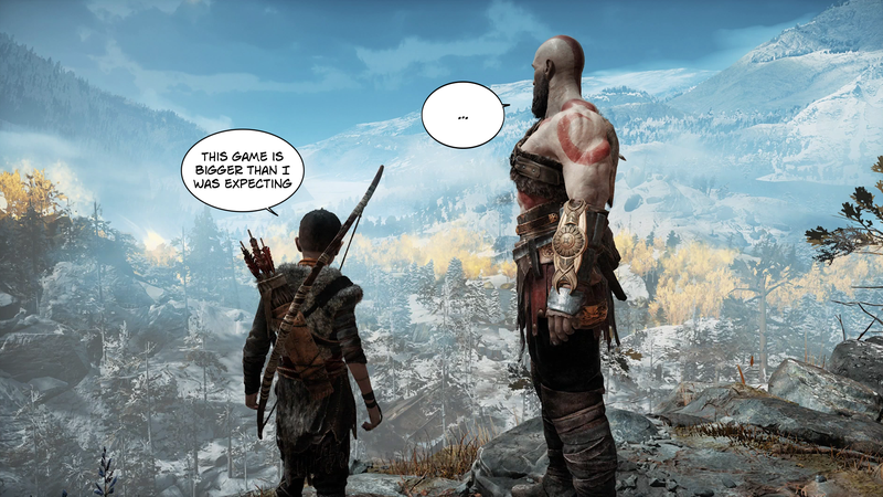 Illustration for article titled Tips For Playing God Of War