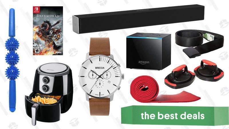 Friday's Best Deals: Amazon Fire TV Cube, Casper Mattresses