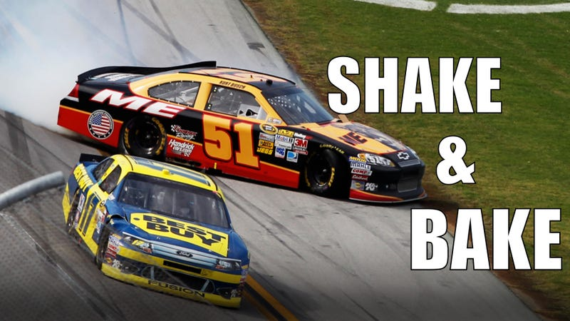 Illustration for article titled 'Ricky Bobby' Comes In Twentieth At Talladega
