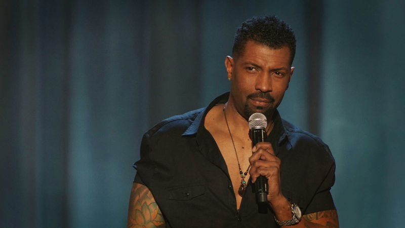 Illustration for article titled Deon Cole's new special makes him more appealing than his material