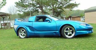 Burning hot fiero kit car could be yours archie finale the fiero was a sales disappointment for gm but it was a godsend for kit car makers of course we all know theres nothing like a fiero based sports car sciox Gallery