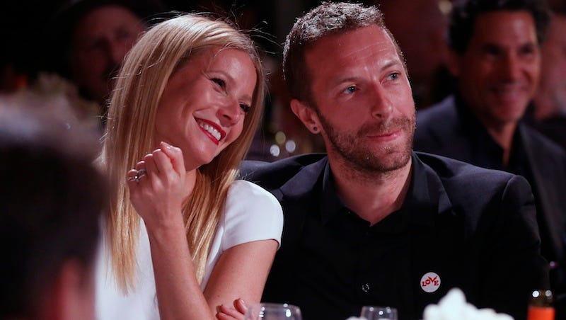 Illustration for article titled Chill Exes Chris Martin and Gwyneth Paltrow Team Up on New Song