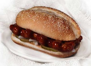 Illustration for article titled The McRib