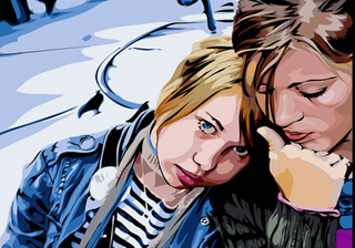 Illustration for article titled Give your photos that 'A Scanner Darkly' look