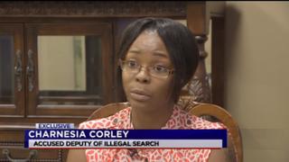 Charnesia Corley (KTRK-TV screenshot)