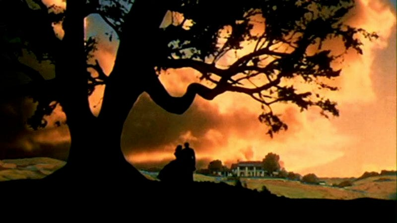 the wonderful terrible gone with the wind